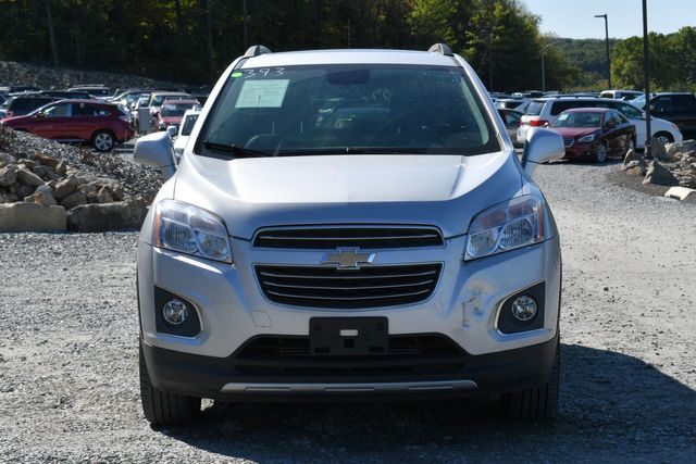 2016 Chevrolet Trax LTZ Naugatuck, Connecticut 7