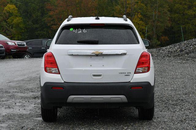 2016 Chevrolet Trax LTZ Naugatuck, Connecticut 3