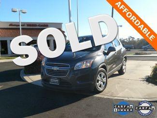 2016 Chevrolet Trax LS | San Luis Obispo, CA | Auto Park Sales & Service in San Luis Obispo CA