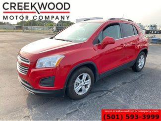 2016 Chevrolet Trax LT SUV Red Low Miles 1 Owner 34mpg Cloth CLEAN in Searcy, AR 72143