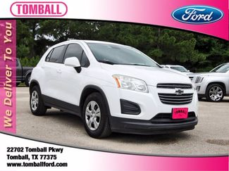2016 Chevrolet Trax LS in Tomball, TX 77375