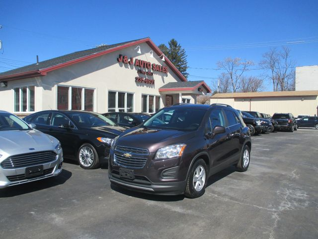 2016 Chevrolet Trax LT in Troy, NY 12182