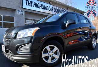 2016 Chevrolet Trax LS Waterbury, Connecticut