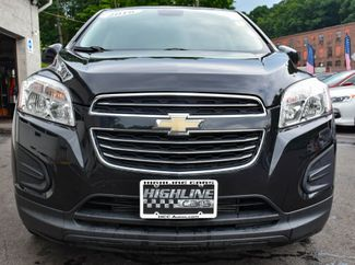 2016 Chevrolet Trax LS Waterbury, Connecticut 8