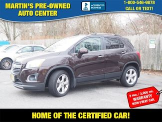2016 Chevrolet Trax LTZ in Whitman, MA 02382