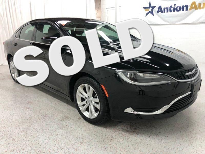 2016 Chrysler 200 Limited | Bountiful, UT | Antion Auto in Bountiful UT