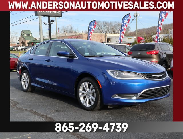 2016 Chrysler 200 Limited in Clinton, TN 37716