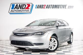 2016 Chrysler 200 Limited in Dallas TX