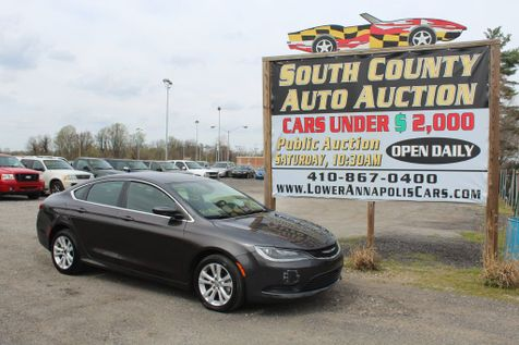 2016 Chrysler 200 Touring in Harwood, MD