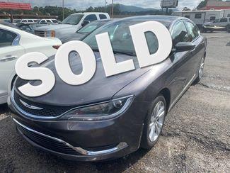 2016 Chrysler 200 Limited - John Gibson Auto Sales Hot Springs in Hot Springs Arkansas