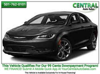 2016 Chrysler 200 Limited | Hot Springs, AR | Central Auto Sales in Hot Springs AR