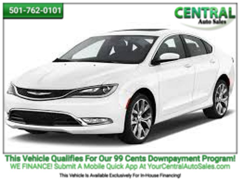 2016 Chrysler 200 Limited   Hot Springs, AR   Central Auto Sales in Hot Springs AR