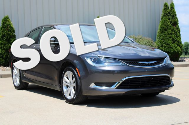 2016 Chrysler 200 Limited in Jackson MO, 63755