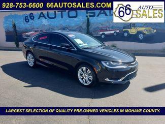 2016 Chrysler 200 Limited in Kingman, Arizona 86401