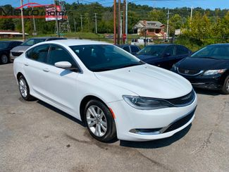 2016 Chrysler 200 Limited in Knoxville, Tennessee 37917