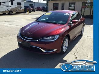 2016 Chrysler 200 Limited in Lapeer, MI 48446