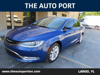 2016 Chrysler 200 C W/NAVI in Largo, Florida 33773