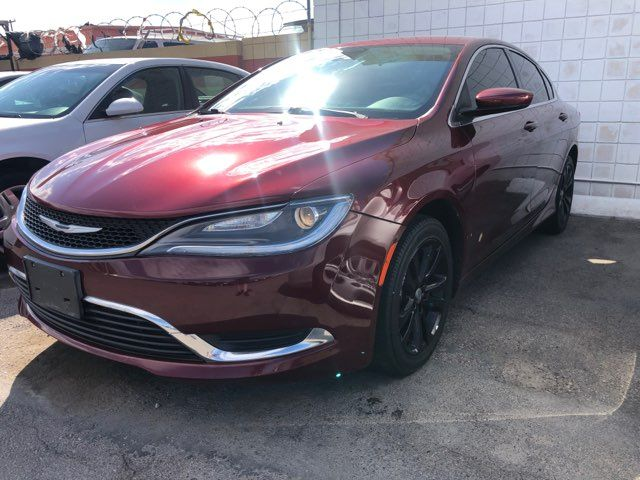 2016 Chrysler 200 Limited CAR PROS AUTO CENTER (702) 405-9905 Las Vegas, Nevada 1