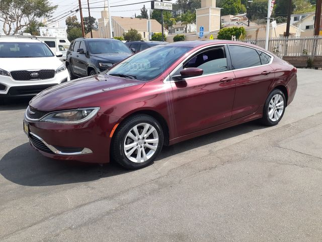 2016 Chrysler 200 Limited Los Angeles, CA