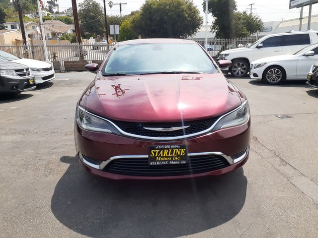 2016 Chrysler 200 Limited Los Angeles, CA 1