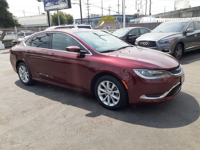 2016 Chrysler 200 Limited Los Angeles, CA 5