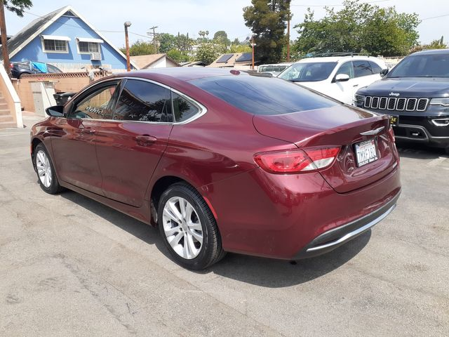 2016 Chrysler 200 Limited Los Angeles, CA 9