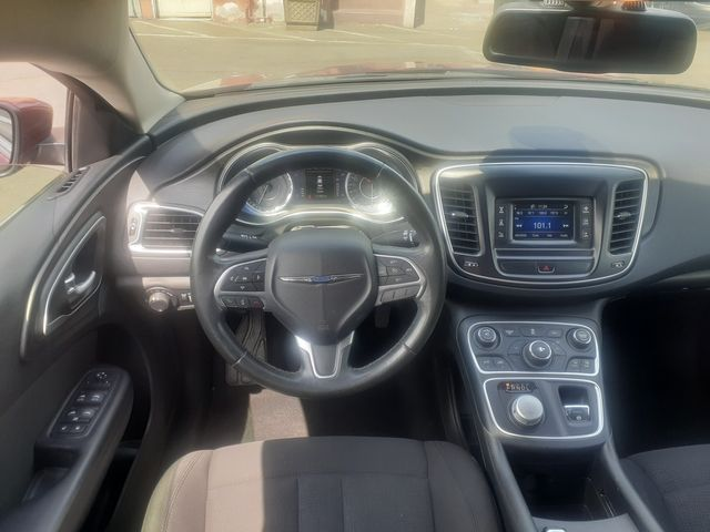 2016 Chrysler 200 Limited Los Angeles, CA 8