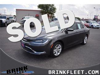 2016 Chrysler 200 Limited | Lubbock, TX | Brink Fleet in Lubbock TX