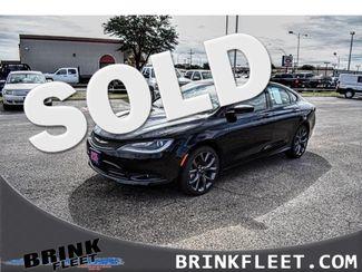 2016 Chrysler 200 S | Lubbock, TX | Brink Fleet in Lubbock TX
