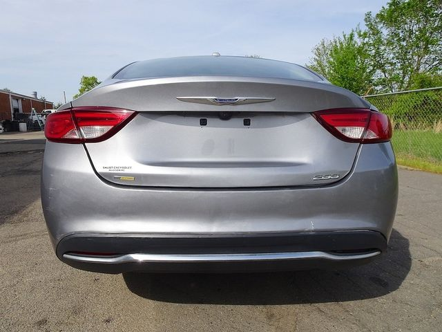 2016 Chrysler 200 Limited Madison, NC 3