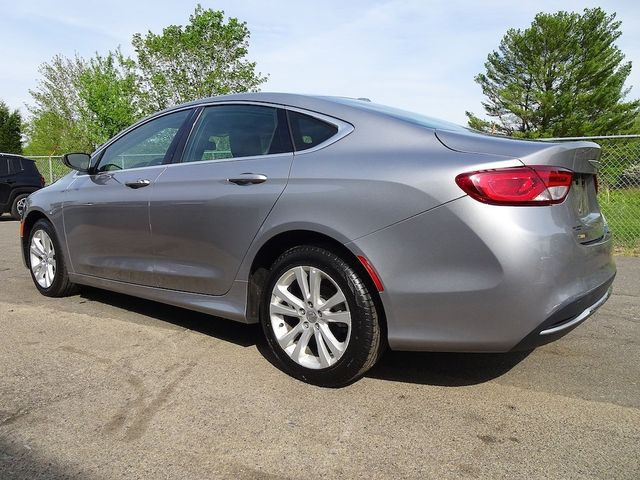 2016 Chrysler 200 Limited Madison, NC 4