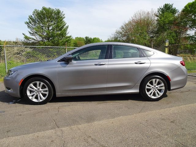 2016 Chrysler 200 Limited Madison, NC 5