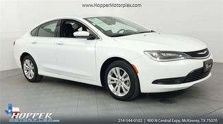 2016 Chrysler 200 LX in McKinney Texas, 75070
