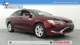 2016 Chrysler 200 Limited in McKinney, Texas 75070