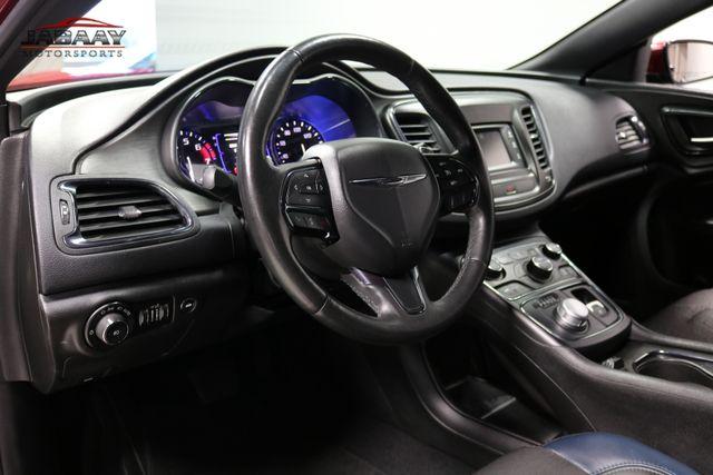 2016 Chrysler 200 S Merrillville, Indiana 9