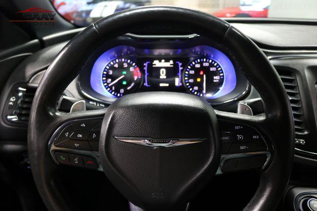 2016 Chrysler 200 S Merrillville, Indiana 17