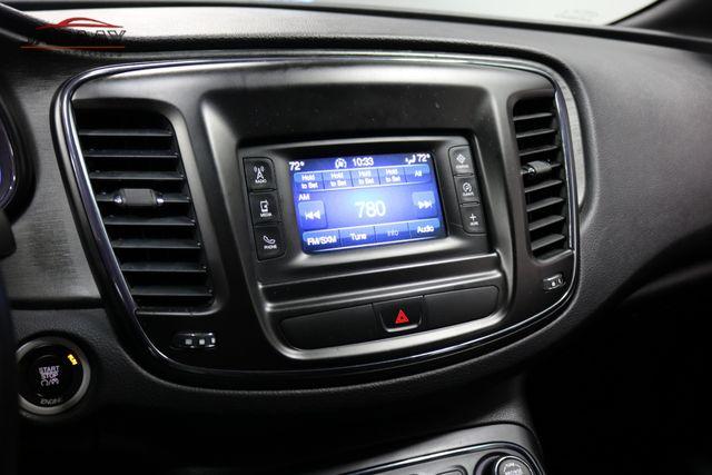 2016 Chrysler 200 S Merrillville, Indiana 19