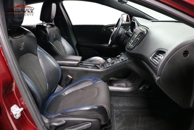 2016 Chrysler 200 S Merrillville, Indiana 15