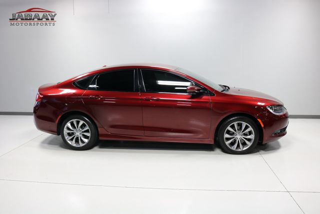 2016 Chrysler 200 S Merrillville, Indiana 41