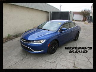 2016 Chrysler 200 Limited, Very Clean! Like New! in New Orleans Louisiana, 70119