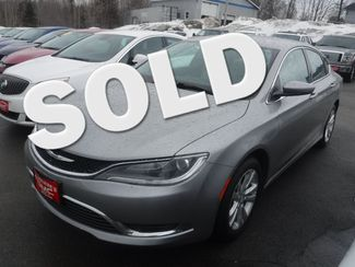 2016 Chrysler 200 Limited Newport, VT