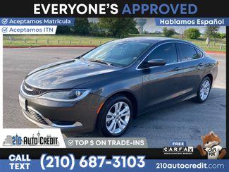 2016 Chrysler 200 Limited in San Antonio, TX 78237