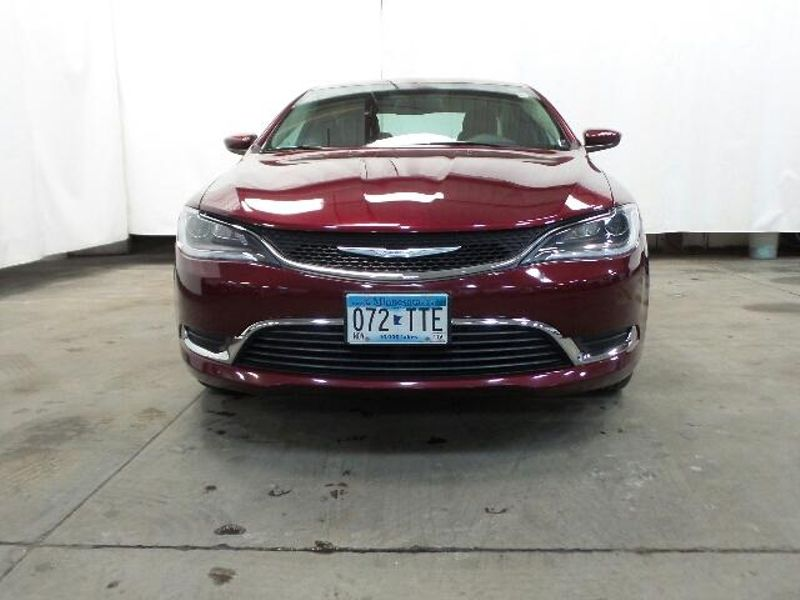 2016 Chrysler 200 Limited  in Victoria, MN