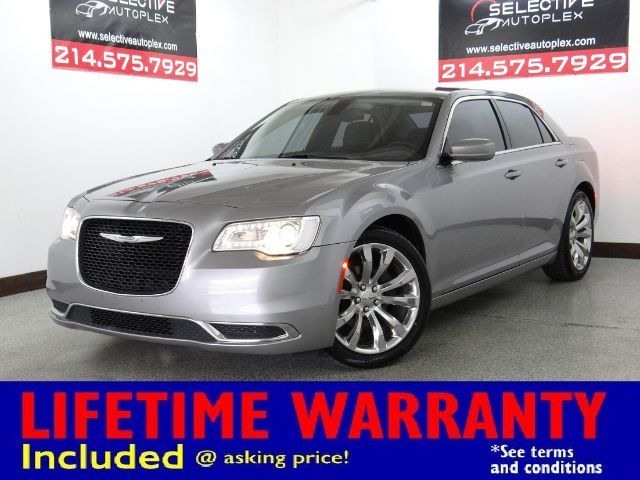 2016 Chrysler 300 Limited,REAR VIEW CAM, HEATED FRONT SEATS