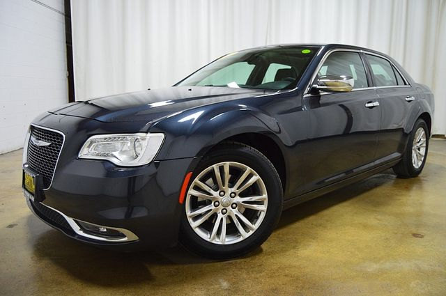 2016 Chrysler 300 300C