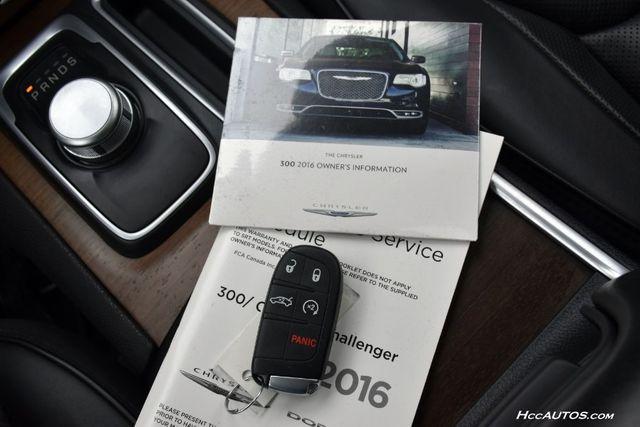 2016 Chrysler 300 300C Platinum Waterbury, Connecticut 37