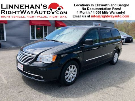 2016 Chrysler Town & Country Touring in Bangor