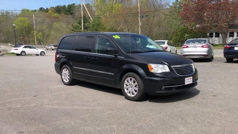 2016 Chrysler Town  Country Touring  in Bangor, ME