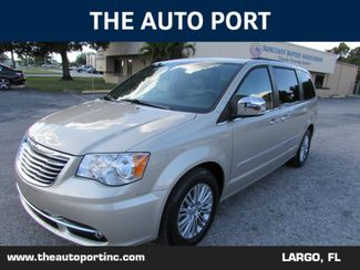 2016 Chrysler Town & Country Touring-L Anniversary Edition W/NAVI in Clearwater Florida, 33773
