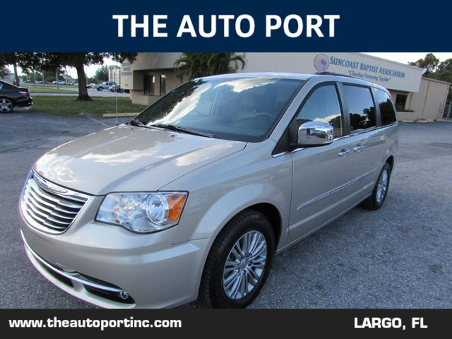 2016 Chrysler Town & Country Touring-L Anniversary Edition W/NAVI